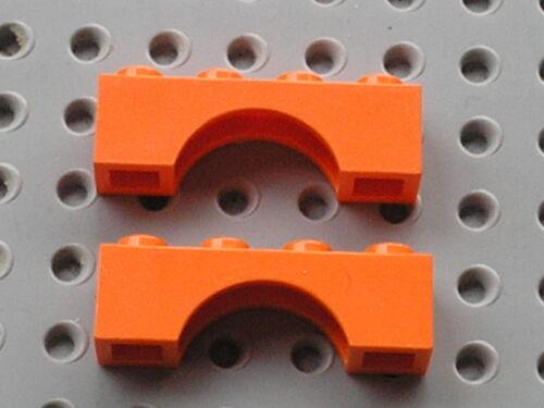 set harry potter 4722 /& Belville 5858 5872 Arche LEGO Orange arch ref 3659