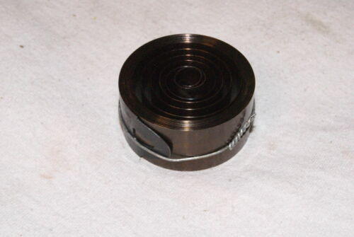 MAIN SPRING HOLE END NEW  CLOCK PARTS 3//4 wide x70 inches long