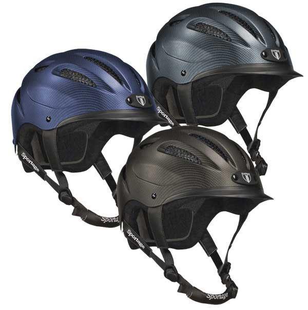 NEW Tipperary Sportage 8500 Helmet Marroneee Various Dimensiones