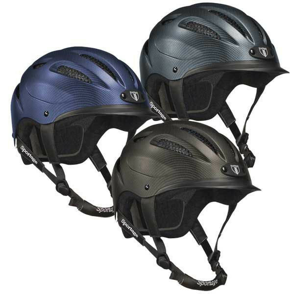 NEW Tipperary Sportage 8500 Helmet- Brown- Various Sizes