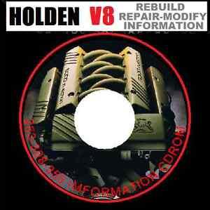 HOLDEN-V8-304-308-355-VH-VK-VL-VN-VP-VR-Workshop-Rebuild-Manual-CDROM