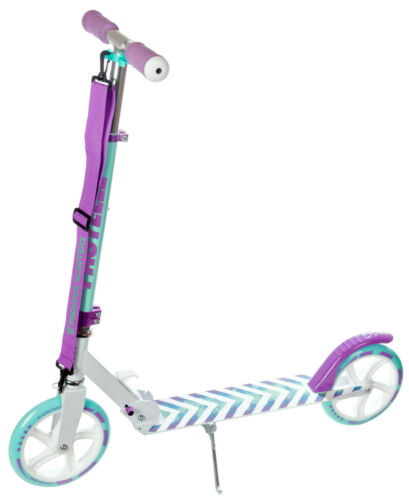 Roller Scooter Kickroller Cityroller Raven Pastelle 200mm
