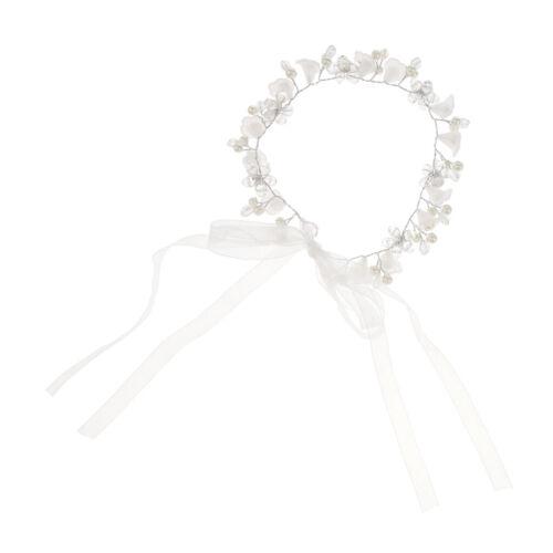 Hochzeit Braut Stirnband Braut Kopfschmuck Schmuck Blume Frauen Haarband