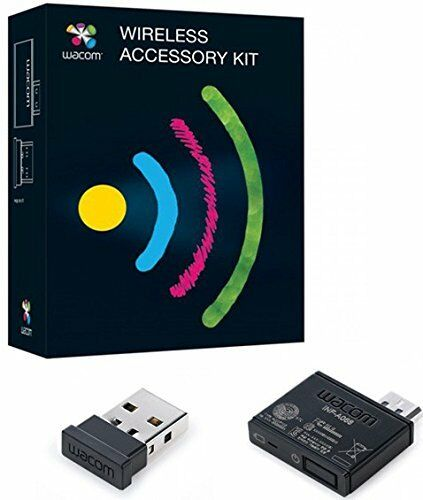 Wacom Bamboo Wireless Kit d'accessoires pour tablette Bamboo et Intuos 5