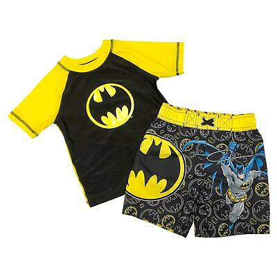 Lot of 2 Batman /& Turtles Baby Boys 18 mo  Months Swim Trunks  New