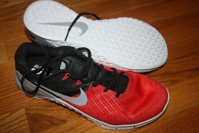 b8ca9e063 Brand New Nike Men s METCON 3 RED Training Shoes 852928-600 SHIP FREE US  FAST