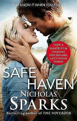 1 of 1 - Safe Haven, Sparks, Nicholas, Very Good condition, Book
