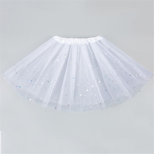 Cute Baby Kids Adults Tutu Skirt Princess Dressup Party Costume Ballet Dancewear