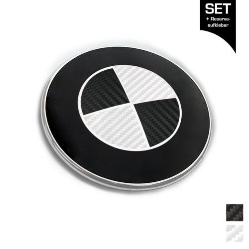 Noble tuning pour ta voiture Carbon logo Coins Pour Tous BMW Modèles
