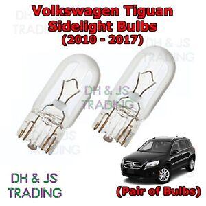 vw tiguan light bulbs