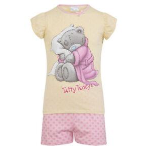 bf9906326fa2e Tatty Teddy officiel - Pyjama court - bébé/fille | eBay