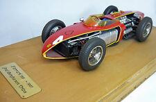 Revival Ferrari 156 #4 1961 Graf Berghe von Trips 1/20 Fertigmodell NEU & in OVP