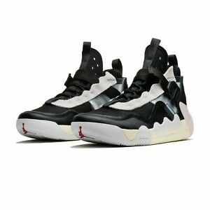 2019 Nike Air Jordan Defy SP Black Varsity Red-Muslin CJ7698-001 Multiple Sizes