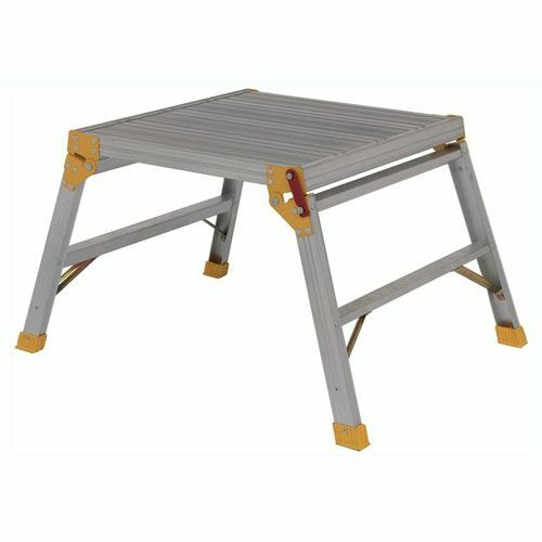 YOUNGMAN ODD JOB 600mm SQUARE HOP UP WORK PLATFORM STEP