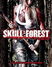 Skull Forest -  w/ Playboy Centerfold Lisa Neeld - TERROR HELL RIDE DVD!