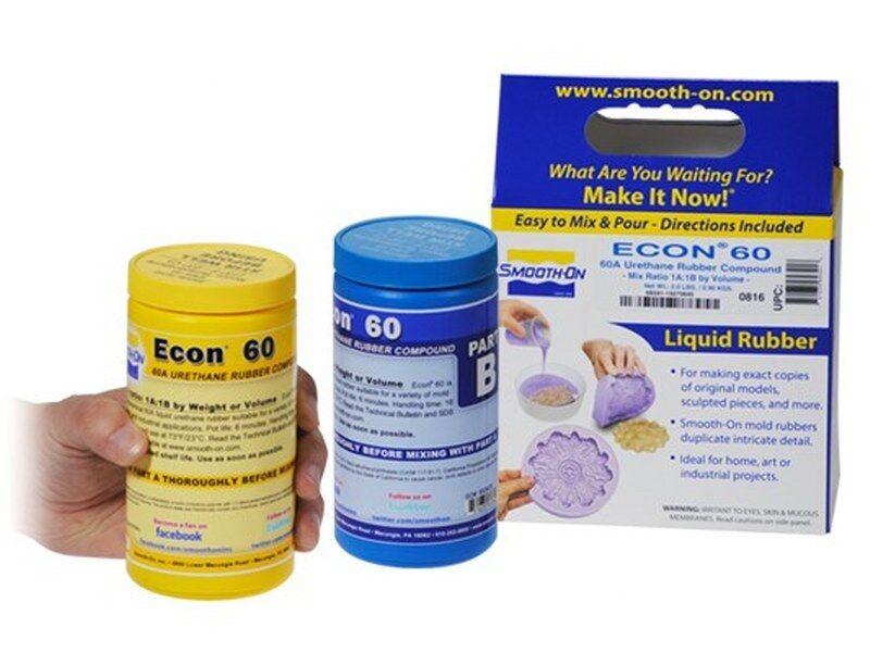 Econ 60 Trial Kit (900gm)