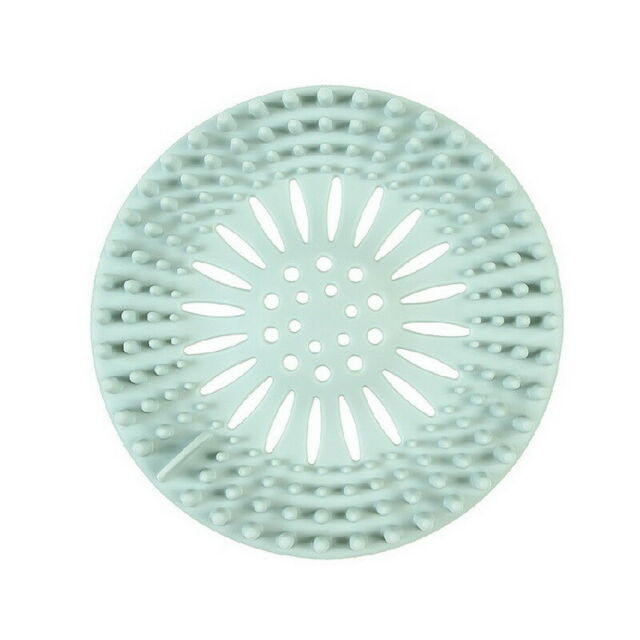 Bathroom Drain Hair Stopper Plug Sink Strainer Shower Tool Cover K1Y3