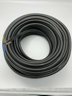 50m NYY-J Erdungskabel Erdkabel 5x2,5 mm²  NEU Installationskabel