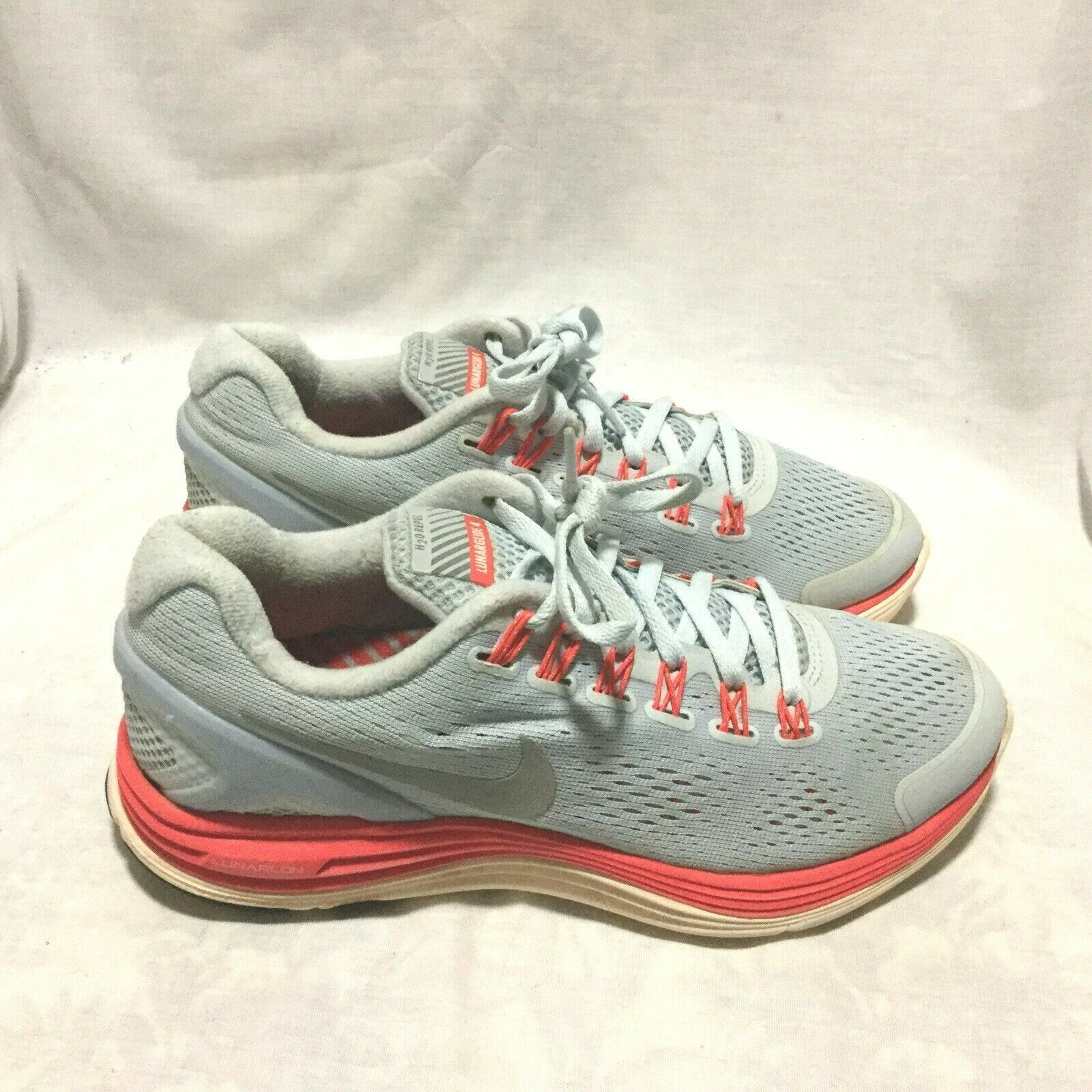 NIKE LUNARGLIDE 4 H20 REPEL RUNNING SHOES ( SIZE 7 ) WOMEN'S
