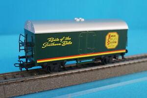 Marklin 84416F-88702 Reefer Car Kansas City Southern Lines Green USA 1988
