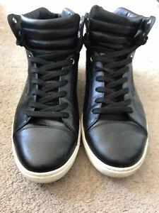 Dolce \u0026 Gabbana High Top London Sneaker