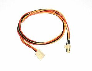 3-Pin-Molex-Verlaengerung-Luefterkabel-30-cm