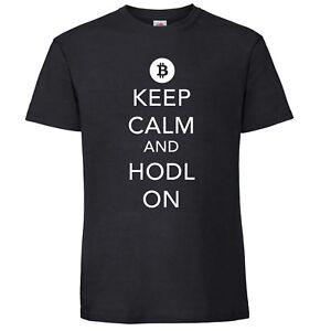 Bitcoin-BTC-T-Shirt-Keep-Calm-and-Hodl-On-Crypto-by-My-Cup-Of-Tee