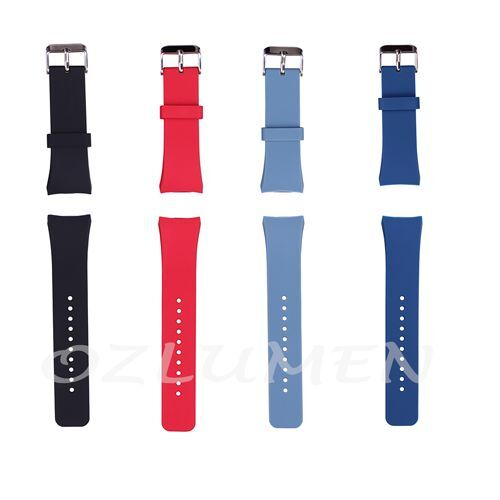 Replacement Silicone Strap Wrist Watch BAND For Samsung Galaxy Gear S2 SM-R720