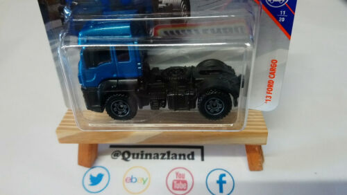 NP11 Matchbox /'13 Ford Cargo  2019-037
