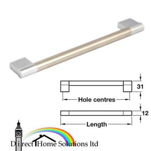 Designer Lydiate Steel Bar Handle Stainless Steel/polished Chrome Drawer Door-afficher Le Titre D'origine Ni Trop Dur Ni Trop Mou