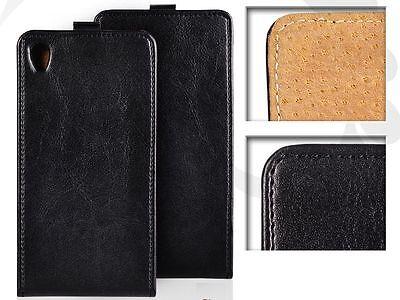 Handytasche Hülle Case Cover für ver Handys ECHT LEDER, FLEXI