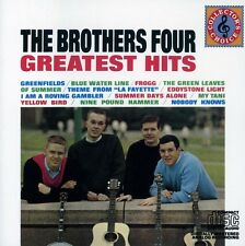 Greatest Hits by The Brothers Four (CD, Feb-2008, Columbia (USA))
