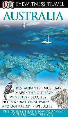 """AS NEW"" unknown, Australia (DK Eyewitness Travel Guide) Book"