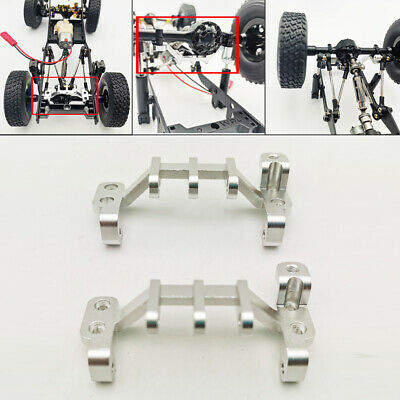 2Pcs Metal Chassis Beam For WPL C-14//C-24 4WD Crawler Truck Parts 1//16 RC Car