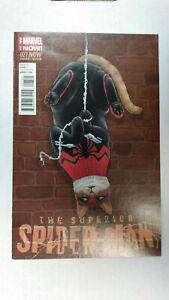 SUPERIOR-SPIDER-MAN-27-1st-Printing-Jenny-Parks-Animal-Variant-2014-Marvel