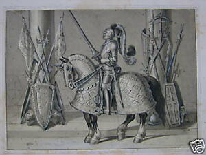 FRENCH-ILLUS-GALITZIN-MIDDLE-AGE-ARMOUR-GERMANY-ZWECKER