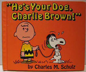 hes your dog, charlie brown