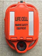Life Cell Yachtsman 4 person Emergency Flotation Raft EPIRB Flare Storage LF3