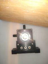 Newport Lp 05 Xy Xy Lens Positioner 05 In 127 Mm Diameter