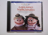 Canciones Tradicionales - Traditional Children's Songs In Spanish Brand