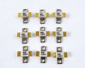 Lote-de-9-Kdi-Aerotech-PPR-820-75-3-Potencia-Resistor-Conduccion-Cooled-120