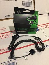 ❤️TYLT iPod/iPhone 4s/4 iPad/2/3 Car Rapid Charger 30-Pin 5V 2.1A 9ft Cable