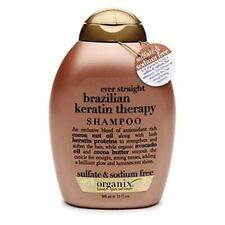 Organix Ever Straight Shampoo Brazilian Keratin Therapy 13 oz