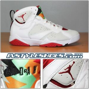 new arrival 4b5c5 6f37a Image is loading Nike-Air-Jordan-7-VII-Retro-Hare-Bugs-