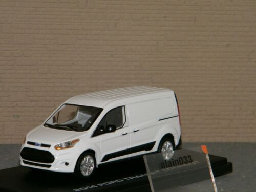 FORD TRANSIT CONNECT 2014BLANC GREENLIGHT 1//43 REF 86044