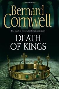 Death-of-Kings-The-Last-Kingdom-Series-Book-6-by-Cornwell-Bernard-Book-The