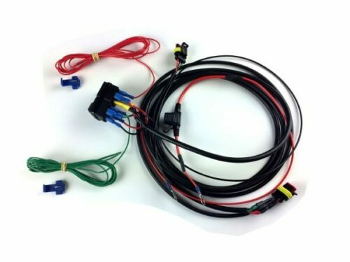LAZER LAMPS TWO-LAMP HARNESS KIT TRIPLE-R 1000 WITH POSITION LIGHT