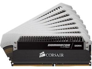 CORSAIR Dominator Platinum 128GB (8 x 16GB) 288-Pin DDR4 SDRAM DDR4 3200 (PC4 25