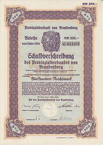 AV-VD-Brandenburg-Berlin-1-Maerz-1928-Schuldverschreibung-500-Reichsmark-AK3