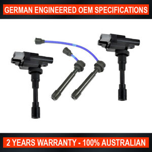 Ignition-Coil-amp-Lead-Kit-for-Suzuki-Grand-Vitara-Ignis-Jimny-Liana-Swift